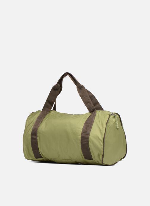 Sacs de sport Bensimon Color Bag Vert vue droite