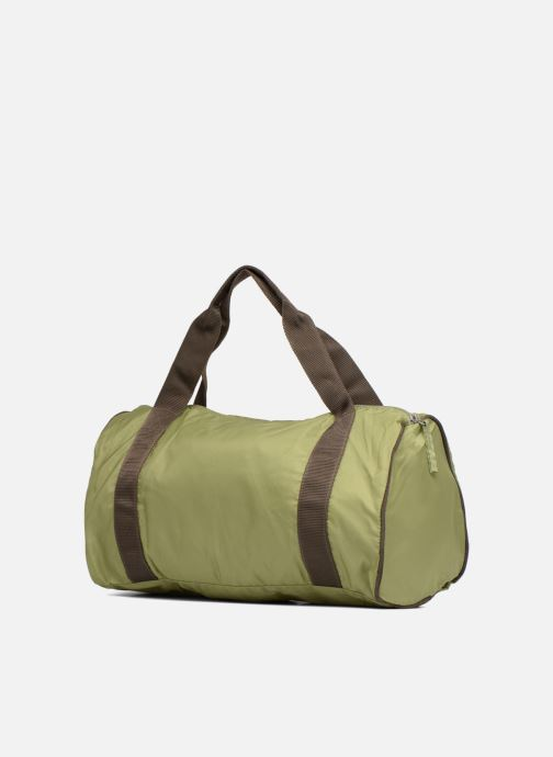 Sports bags Bensimon Color Bag Green view from the right