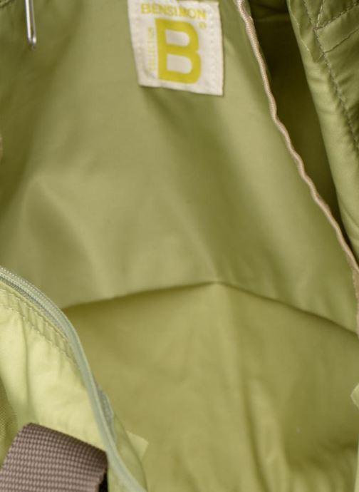 Sacs de sport Bensimon Color Bag Vert vue derrière