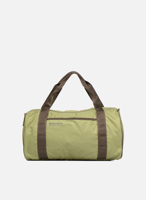 Bolsas de deporte Bensimon Color Bag Verde vista de detalle / par