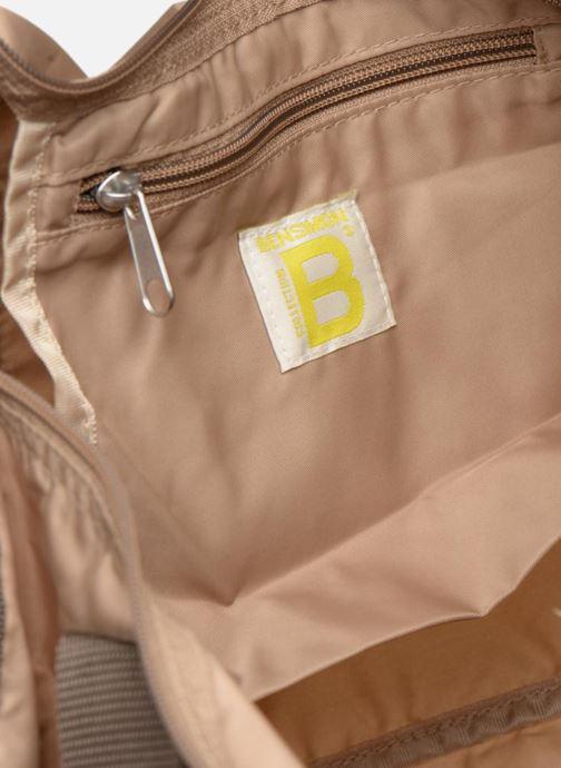 Sporttassen Bensimon Color Bag Beige achterkant