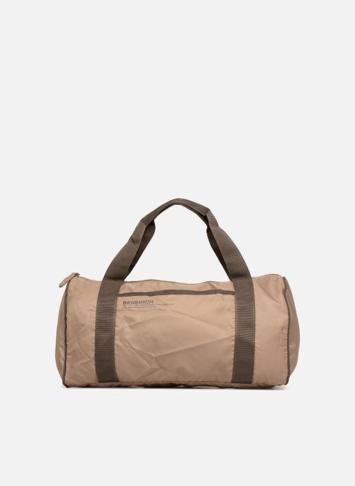 Sporttassen Bensimon Color Bag Beige detail
