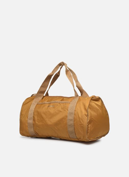 Sporttaschen Bensimon Color Bag gelb schuhe getragen
