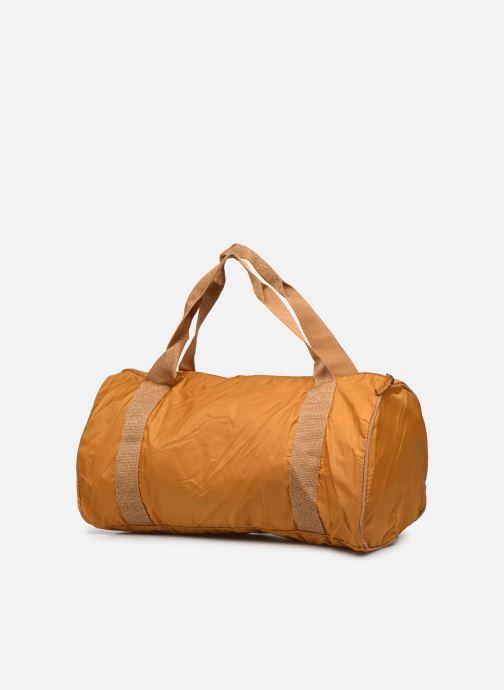 Sacs de sport Bensimon Color Bag Jaune vue droite