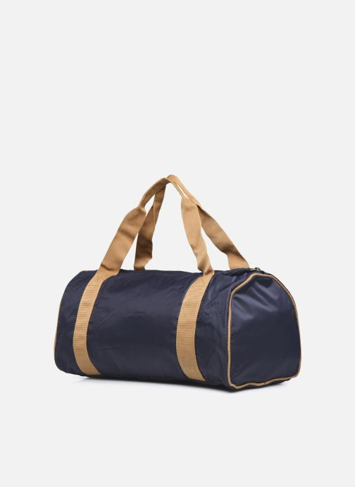 Bolsas de deporte Bensimon Color Bag Azul vista lateral derecha