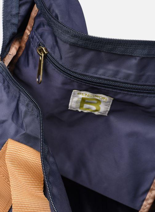 Bolsas de deporte Bensimon Color Bag Azul vistra trasera