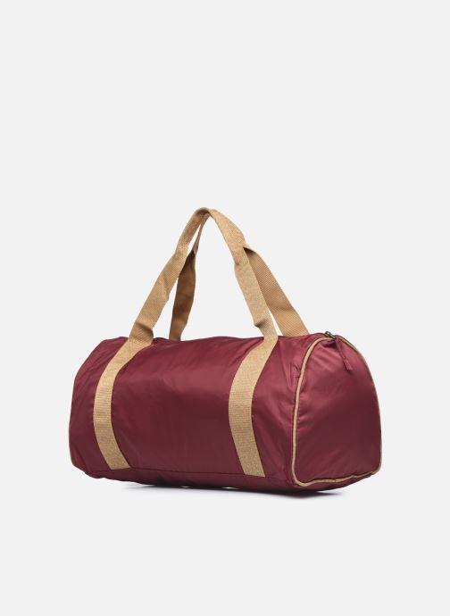 Sporttaschen Bensimon Color Bag weinrot ansicht von rechts