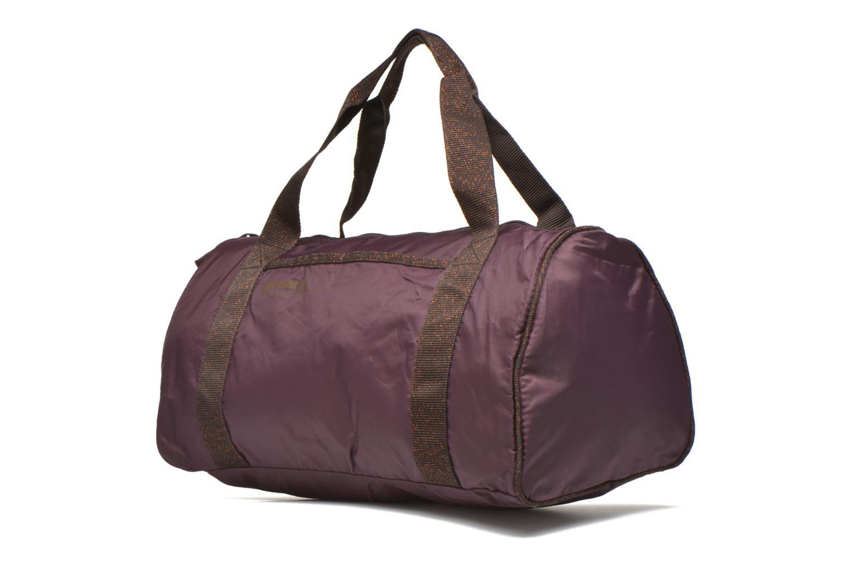 Sacs de sport Bensimon Color Bag Violet vue portées chaussures