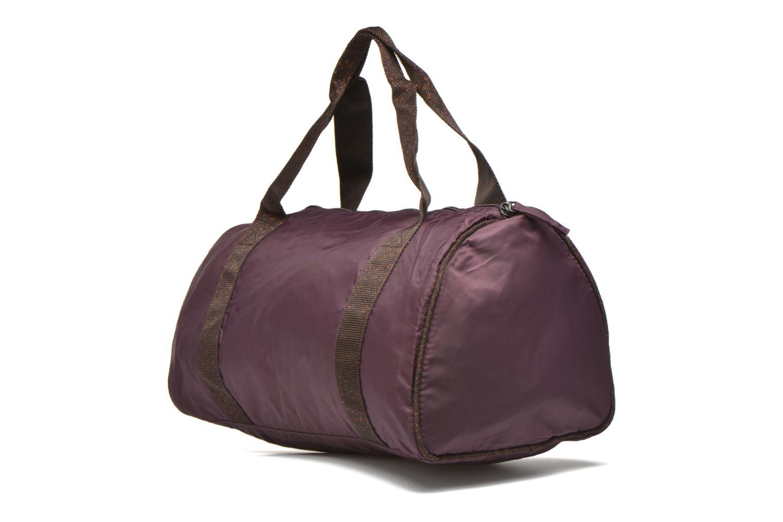 Sacs de sport Bensimon Color Bag Violet vue droite