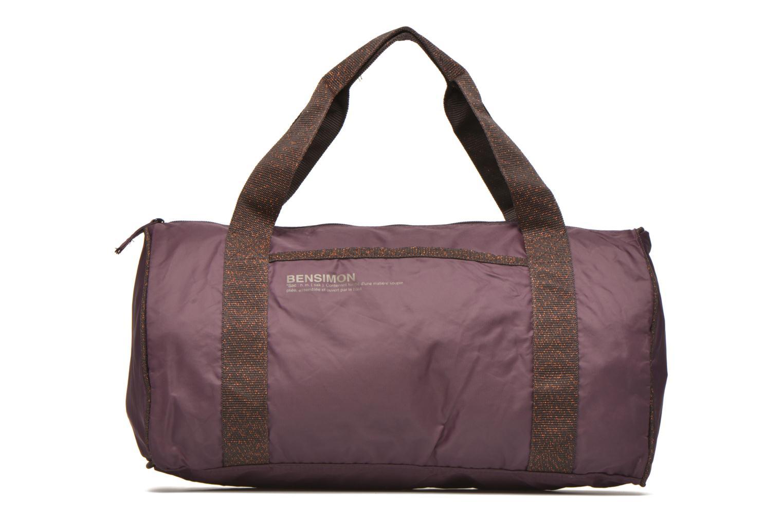 Sacs de sport Bensimon Color Bag Violet vue détail/paire