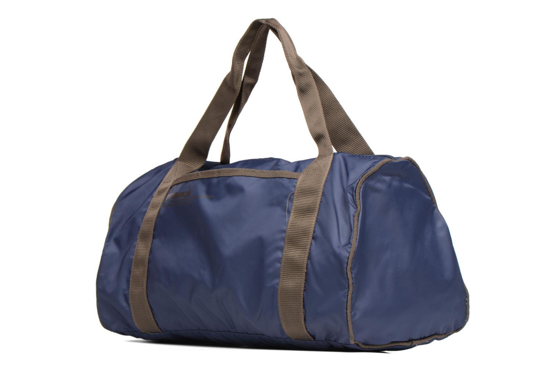 Sporttaschen Bensimon Color Bag blau schuhe getragen