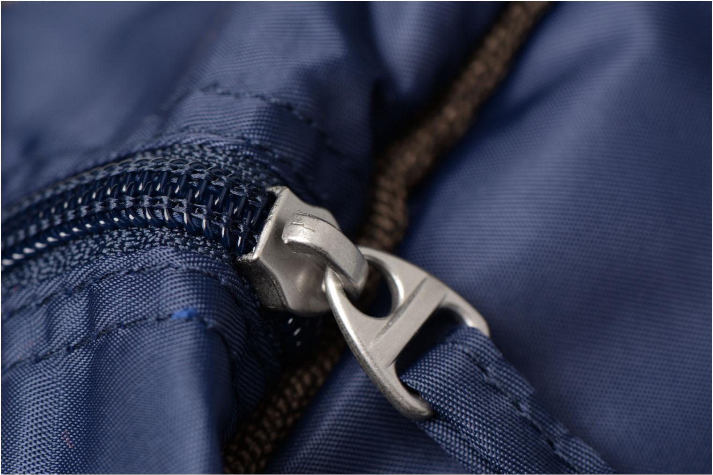Sporttaschen Bensimon Color Bag blau ansicht von links