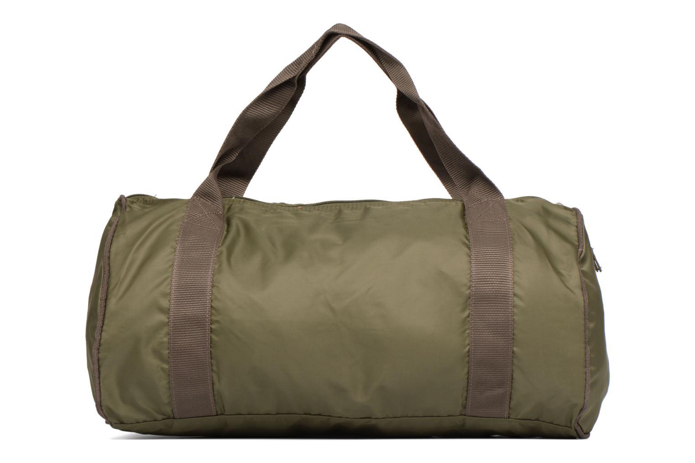 Sporttaschen Bensimon Color Bag grün ansicht von vorne