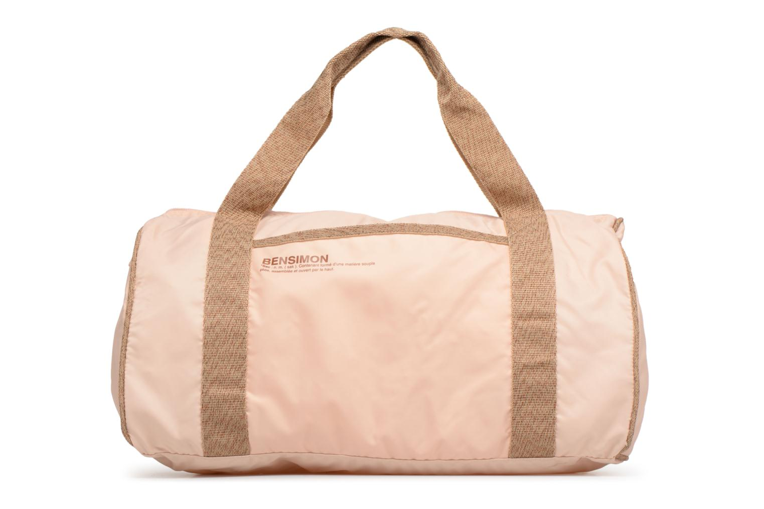 Sporttassen Bensimon Color Bag Roze detail