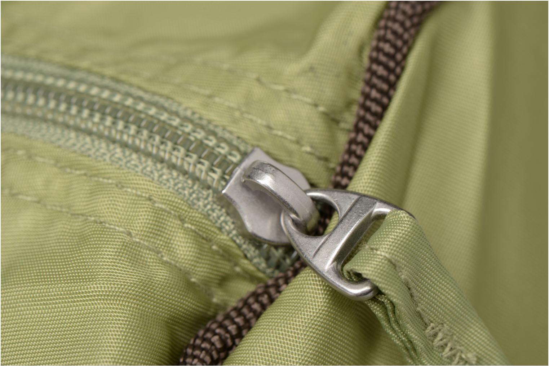 Sporttaschen Bensimon Color Bag grün ansicht von links