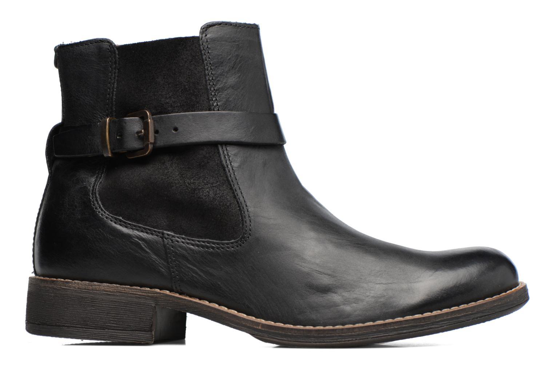 Bottines et boots Kickers Smack Noir vue derrière
