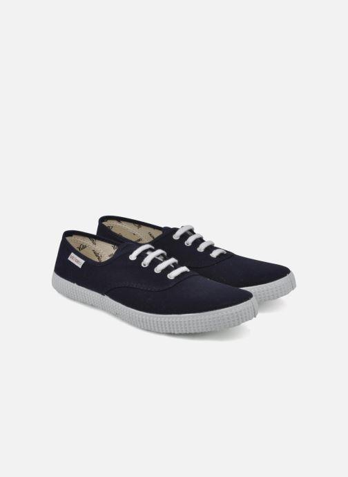 Sneakers Victoria Victoria M Azzurro immagine 3/4