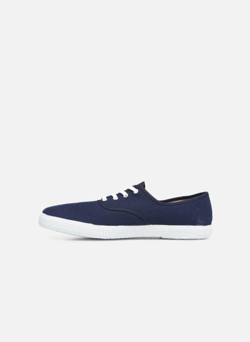 Sneaker Victoria Victoria M blau ansicht von vorne