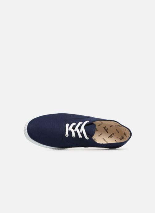 Sneaker Victoria Victoria M blau ansicht von links