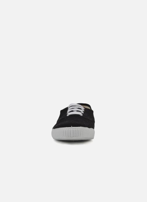 Sneaker Victoria Victoria M schwarz schuhe getragen