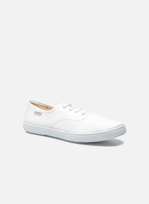 Sneakers Victoria Victoria M Hvid detaljeret billede af skoene