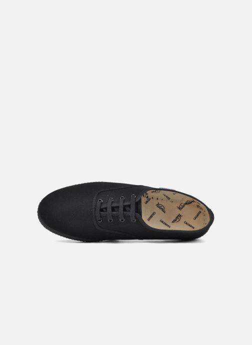 Sneakers Victoria Victoria M Nero immagine sinistra