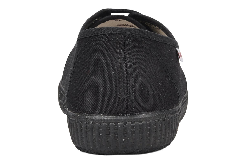 Baskets Victoria Victoria M Noir vue droite