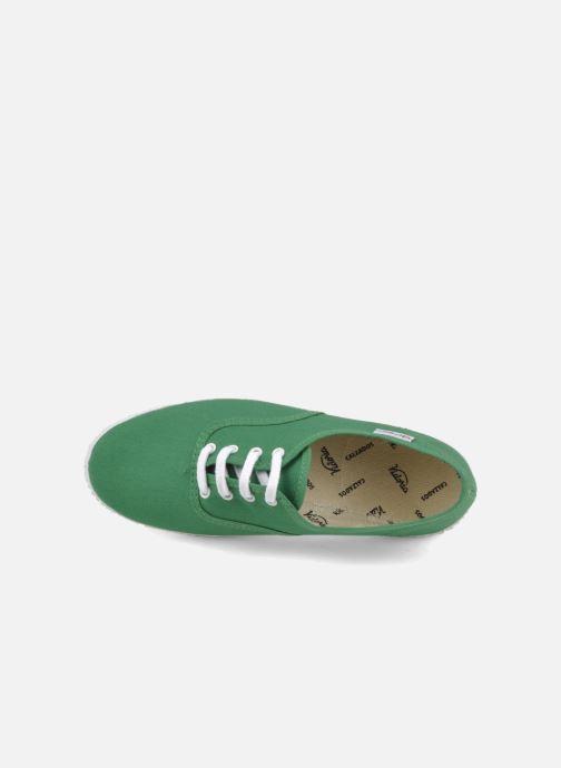 Sneakers Victoria Victoria W Verde immagine sinistra