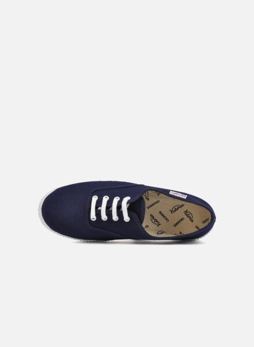 Sneakers Victoria Victoria W Azzurro immagine sinistra