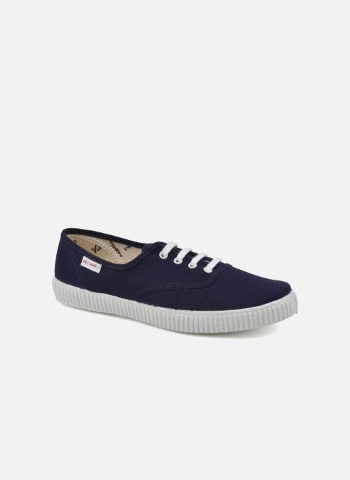 Sneaker Victoria Victoria W blau detaillierte ansicht/modell