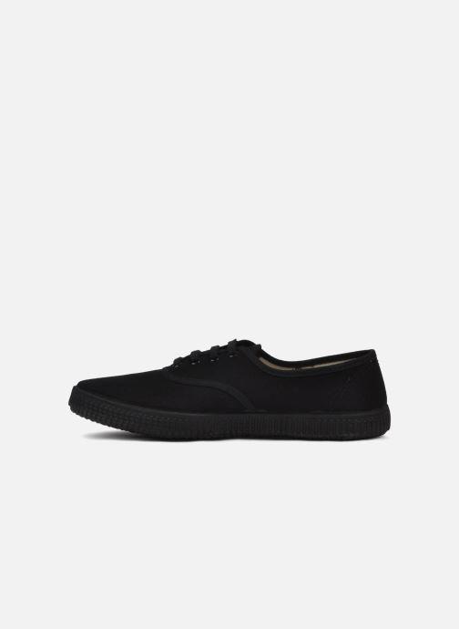 Sneaker Victoria Victoria W schwarz ansicht von vorne