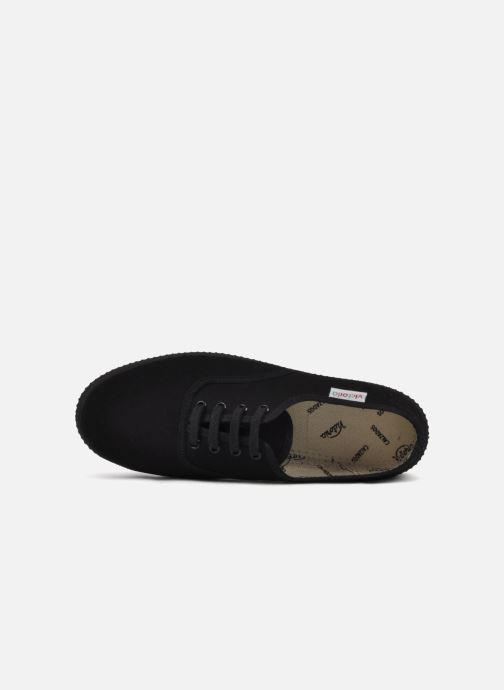 Sneakers Victoria Victoria W Nero immagine sinistra
