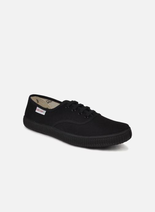 Sneakers Victoria Victoria W Sort detaljeret billede af skoene