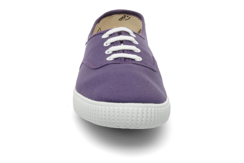 Sneaker Victoria Victoria W lila schuhe getragen