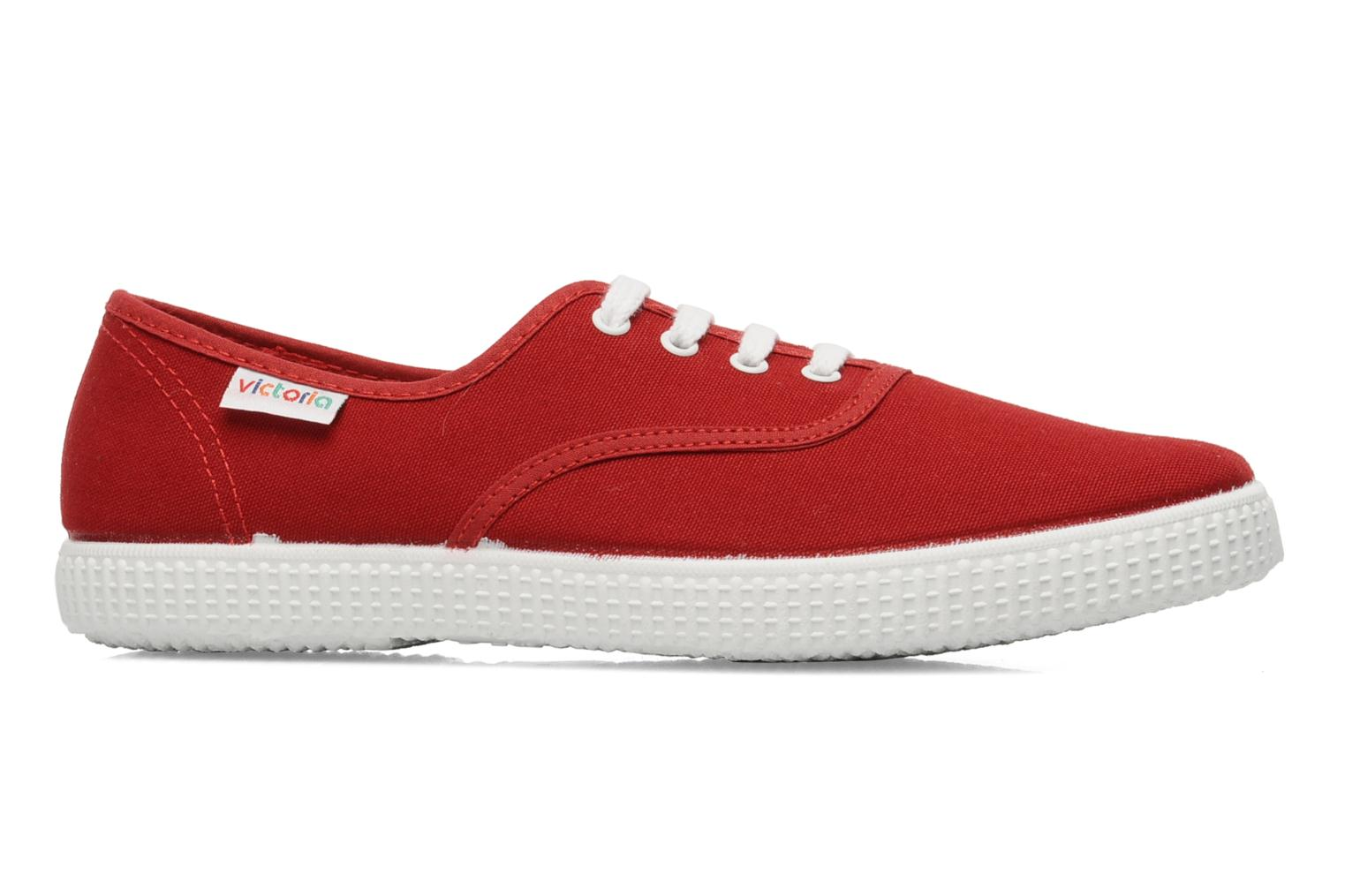 Sneakers Victoria Victoria W Rood achterkant