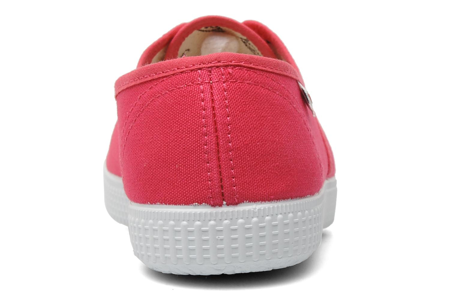 Trainers Victoria Victoria W Pink view from the right