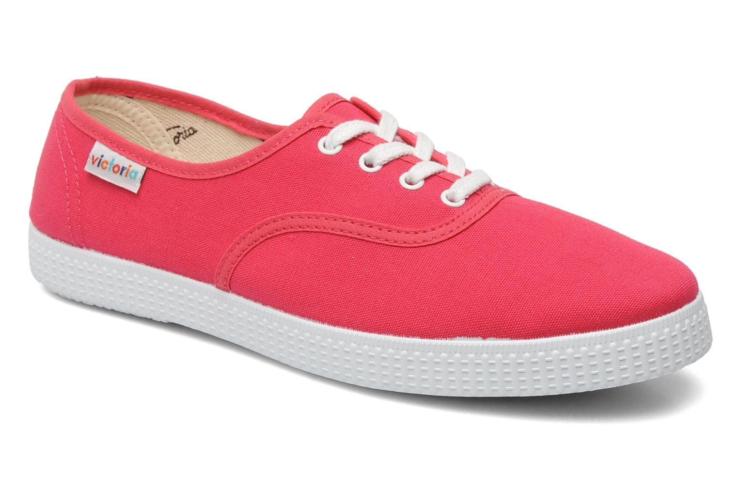 Trainers Victoria Victoria W Pink detailed view/ Pair view