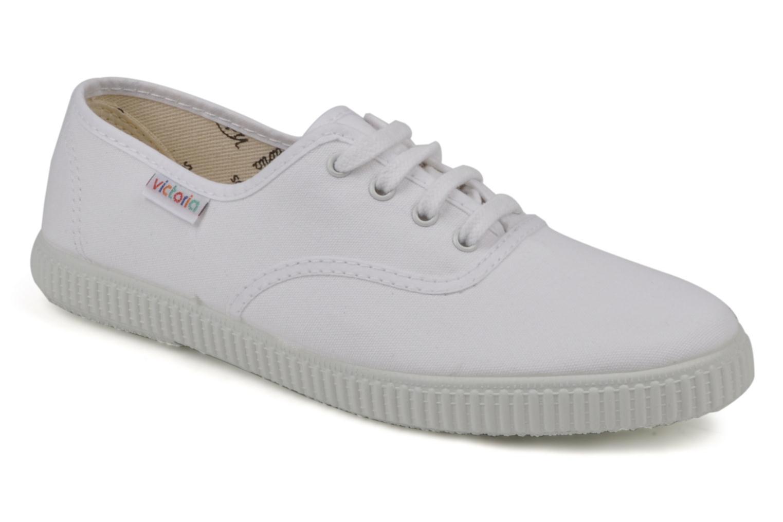 Victoria Victoria W (Blanc) - Baskets en Más cómodo Dernières chaussures discount pour hommes et femmes