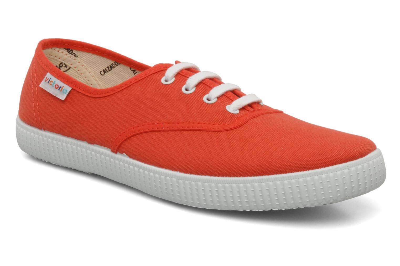 Sneakers Victoria Victoria W Oranje detail
