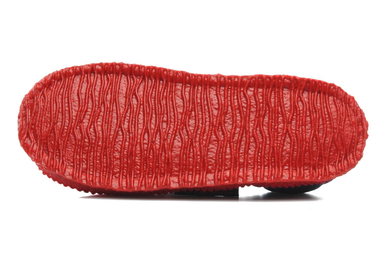 Pantoffels Giesswein Aichach Rood boven