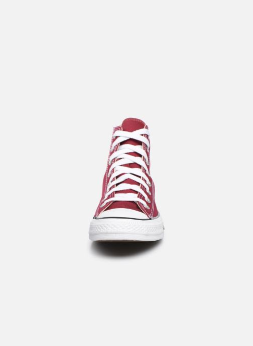 Trainers Converse Chuck Taylor All Star Hi Burgundy model view