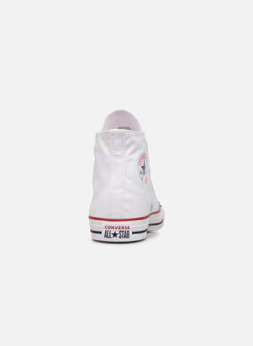 Trainers Converse Chuck Taylor All Star Hi White view from the right