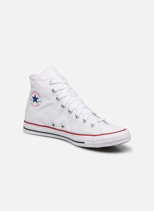 Sneakers Converse Chuck Taylor All Star Hi M Hvid detaljeret billede af skoene