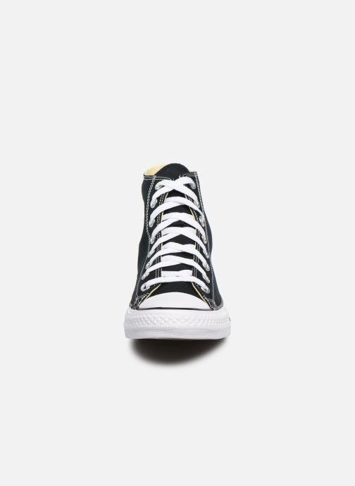 Baskets Converse Chuck Taylor All Star Hi M Noir vue portées chaussures