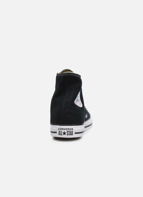 Sneaker Converse Chuck Taylor All Star Hi M schwarz ansicht von rechts