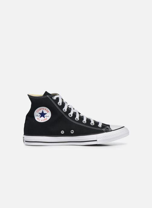 Sneakers Converse Chuck Taylor All Star Hi M Zwart achterkant