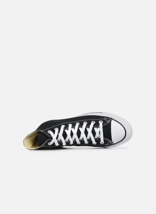 Sneakers Converse Chuck Taylor All Star Hi M Sort se fra venstre