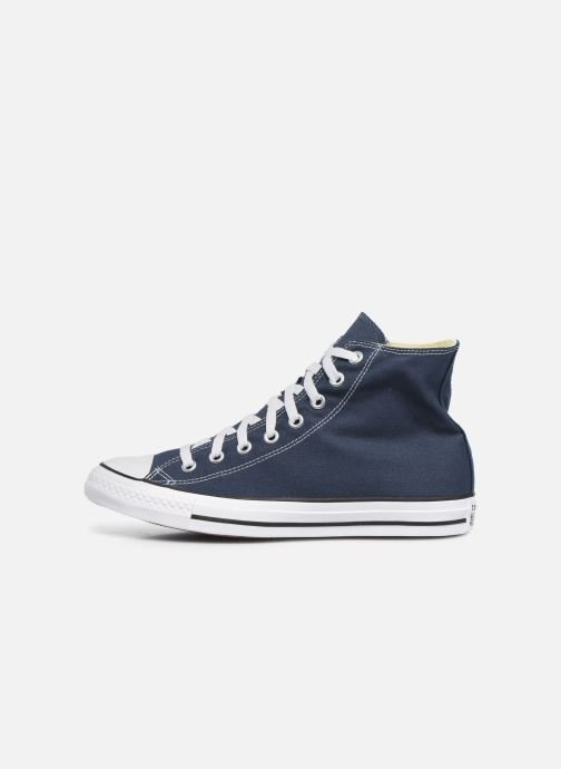 Baskets Converse Chuck Taylor All Star Hi M Bleu vue face