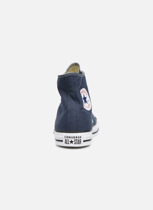 Trainers Converse Chuck Taylor All Star Hi Blue view from the right