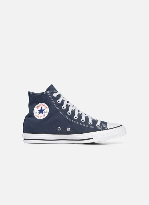 Sneaker Converse Chuck Taylor All Star Hi M blau ansicht von hinten